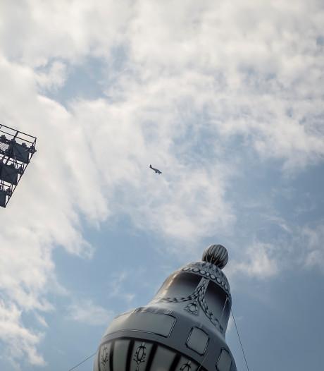 NAC tegen Feyenoord gesteund door 1.200 supporters, achterblijvers krijgen groot scherm in Rat Verlegh Stadion