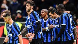 LIVE. Inter gaat op het gaspedaal staan, tekent Lukaku voor de 2-0?