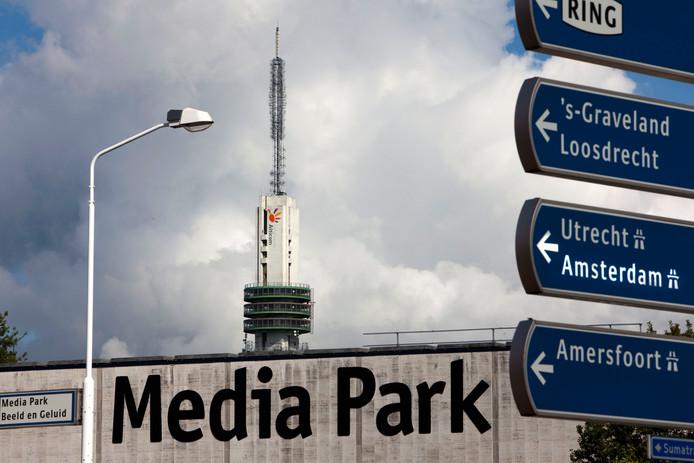 Het Media Park in Hilversum