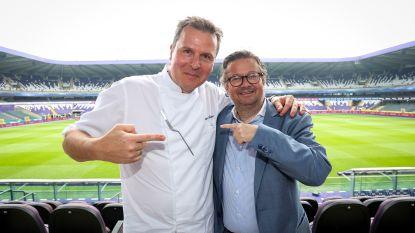 Het regent sterren op Anderlecht: Coucke komt met culinaire revolutie