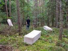 Begraven worden in een 'levende doodskist' kost rond de 2000 euro