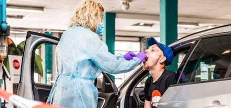 GGD Zuid-Holland Zuid voerde deze week ruim 1500 testen uit in drive-through