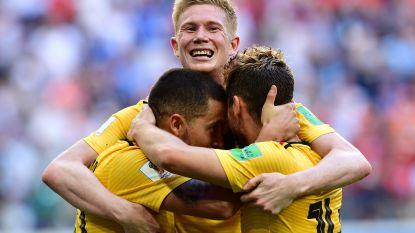 Kleine en grote WK-finale lokken pak minder kijkers
