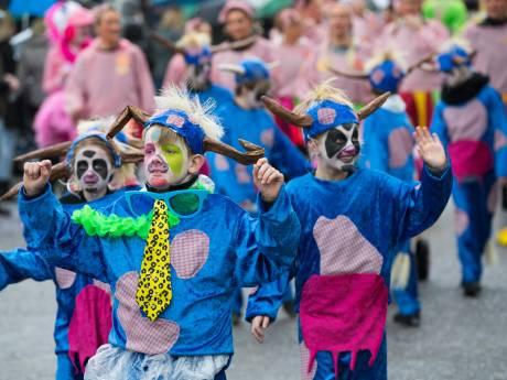 Na Raalte blazen Heeten en Nieuw-Heeten ook carnavalsoptocht af wegens verwachte storm