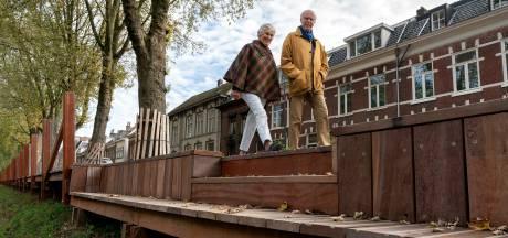 Wandelpad bij Zuid-Willemsvaart aangepast om wortels te ontzien: en er komen banken voor mindervaliden