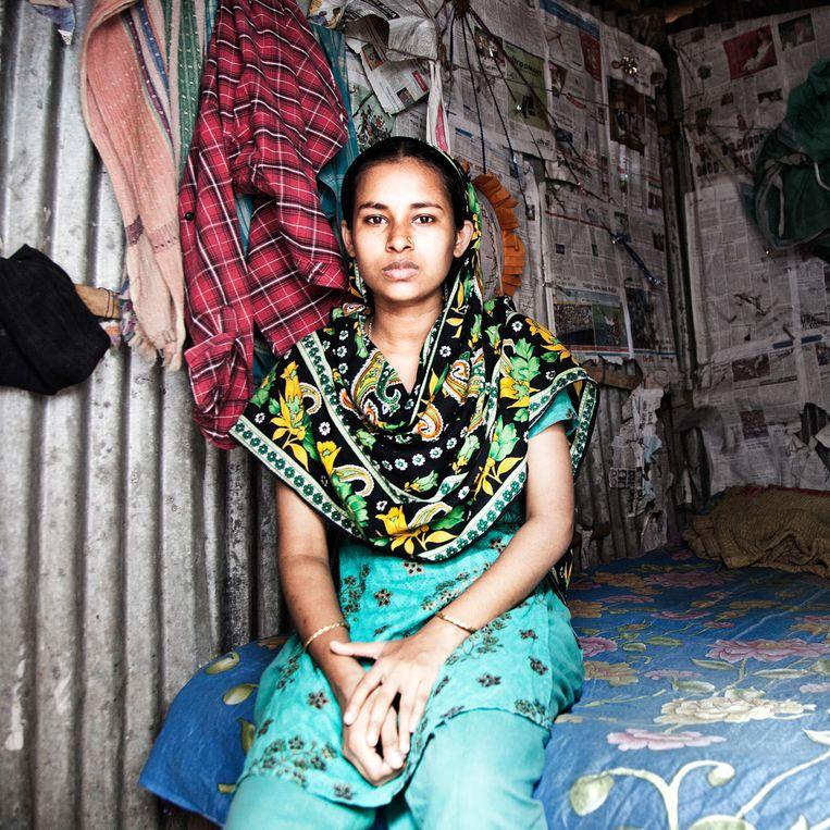 Shahana Begum werkte vijf jaar voor de Babylon Group Beeld null