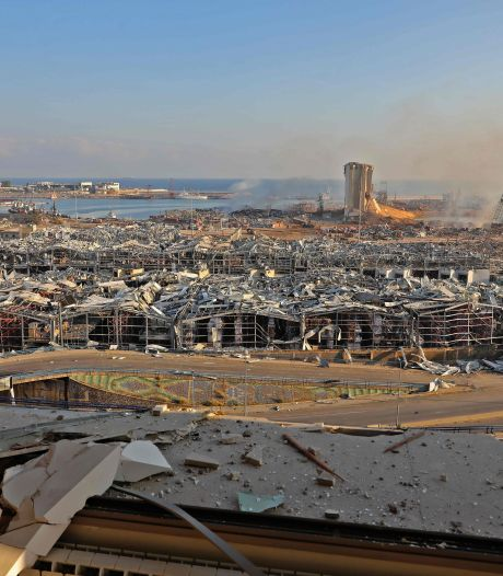 Twentse Libanezen geschokt door verwoestende explosie in Beiroet: 'Had tranen in mijn ogen'
