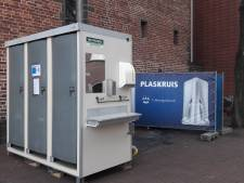 Geen kip op straat en toch zet Den Bosch extra wc's in binnenstad