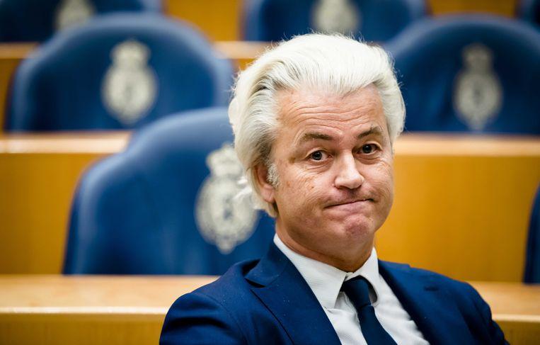 Geert Wilders (PVV) verloor 150.000 volgers.