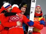 Noorwegen verbreekt medaillerecord VS
