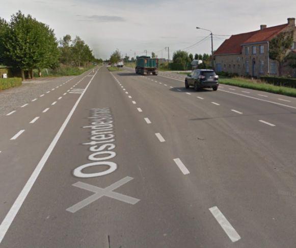Er wordt verkeershinder verwacht op deze Oostendestraat
