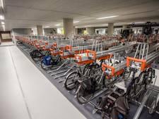 Al 30.000 keer fiets neergezet in megastalling