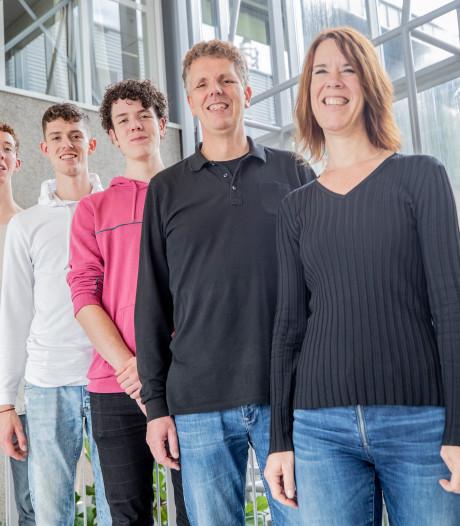 Dit is volgens ons het langste gezin ter wereld. Maar wat vindt Guinness?