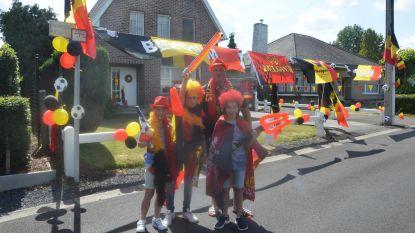 Pascal grootste Duivelsfan in Kruisveldstraat