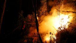 IN BEELD: Portugal getroffen door zwaarste bosbranden in jaren