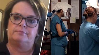 """Vlaamse verpleegster in VS krijgt 6.000 euro per week aangeboden, maar weigert: """"Je riskeert je eigen leven"""""""