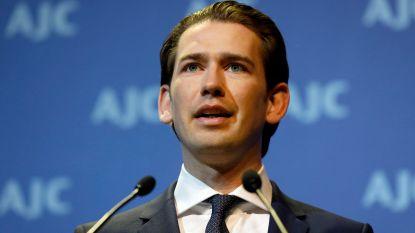 Ondanks coalitie met extreemrechtse FPÖ belooft Oostenrijkse bondskanselier antisemitisme te bestrijden en Israël te steunen