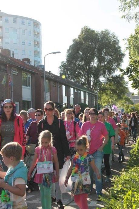 Avondvierdaagse Zwijndrecht afgelast: 'Onverantwoord om te lopen'