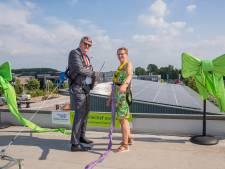 Jarige coöperatie Bommelerwaar houdt energiefeest en viert start tweede zonnedak