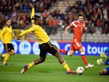 La Russie va recevoir la Belgique dans un stade à guichets fermés