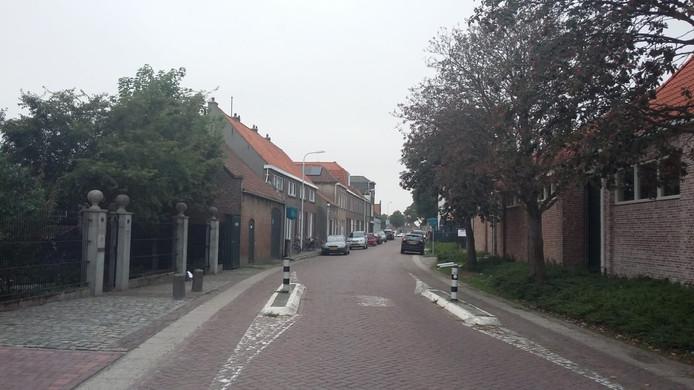 De Julianastraat in Zierikzee.