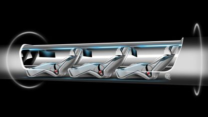 China bouwt 10 kilometer lange testbaan voor hyperloop