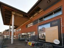 Protest tegen luxe appartementen in Delden, bouw  voorlopig gestopt