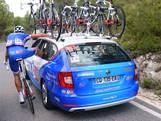 FDJ-renner Eiking verlaat Vuelta 120 kilometer voor het einde