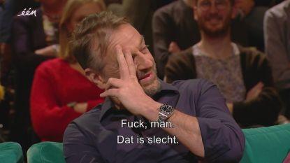 """""""Man, dat is slecht"""": Tom Waes geconfronteerd met eigen hilarische acteerdebuut"""
