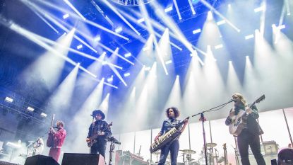Pukkelpop lost nieuwe namen: Arcade Fire en N.E.R.D