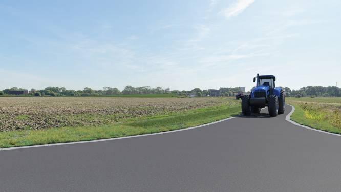 Nieuwe verbindingsweg is klaar, maar automobilisten moeten toch nog een tijdje omrijden
