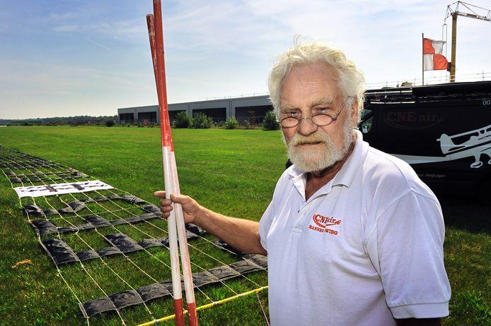 Chris Neidt, eigenaar van CNE Air.