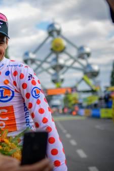 Tour de France: Bruxelles se frotte les mains