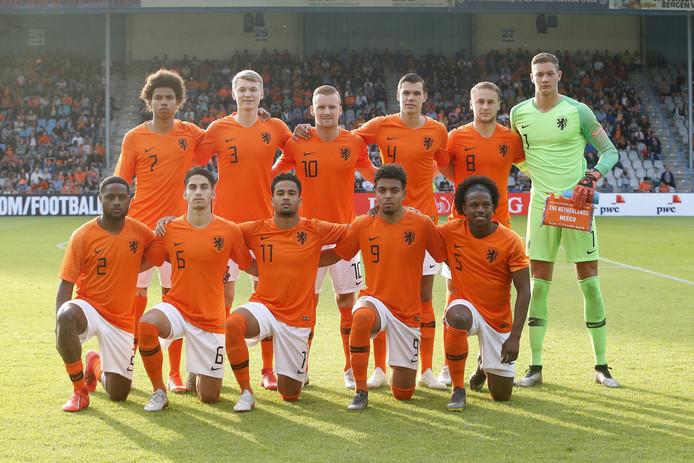 Jong Oranje speelt zijn thuiswedstrijden op De Vijverberg, de thuishaven van eerstedivisionist De Graafschap.