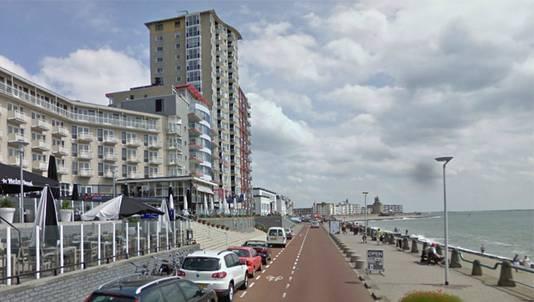 Boulevard Bankert in Vlissingen.