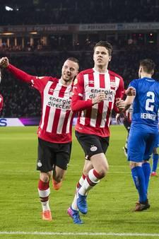 PSV zet ook NEC aan de kant en mag nu op examen in De Kuip