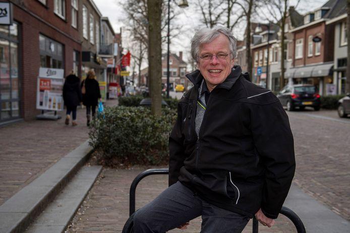 Toon Sanders, voorzitter van Centrummanagement Oisterwijk