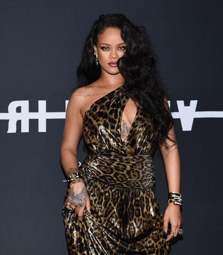 Rihanna a retrouvé l'amour dans les bras d'un célèbre rappeur