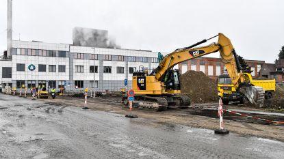 Nieuwe fase in heraanleg verkeersomgeving VPK, meer hinder verwacht