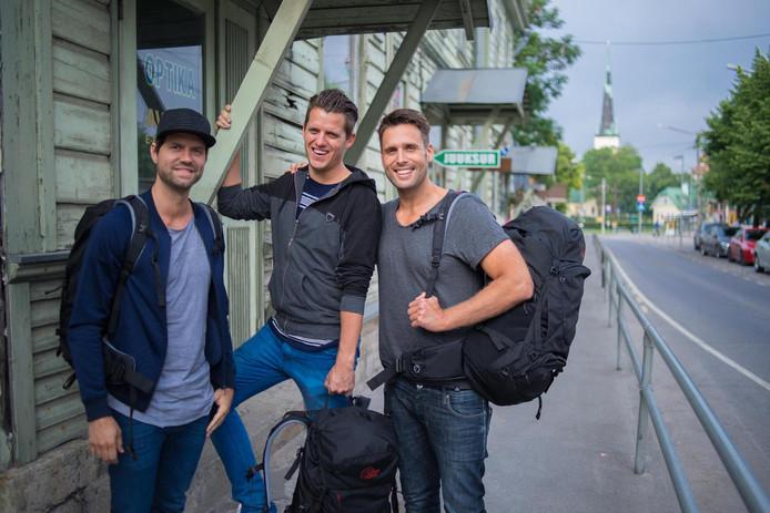 Nick & Simon en Kees gaan weer op reis.