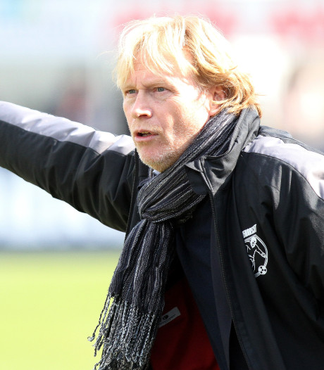 Van den Berg keert terug als trainer bij Barendrecht