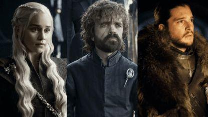 Allerlaatste aflevering 'Game of Thrones' brengt veel doden, maar ook staande ovatie van een kwartier