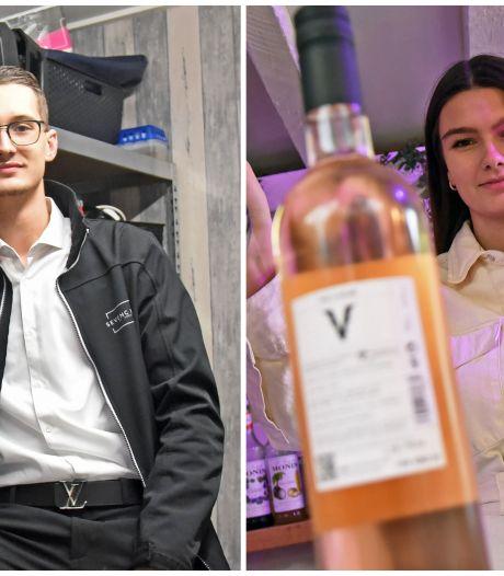 Iske (21) en Martijn (20) hebben al een eigen bedrijf: 'In mijn familie is iedereen ondernemer'
