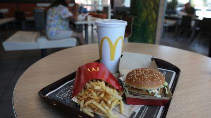Jongen (19) krijgt slag in gezicht in toilet McDonald's