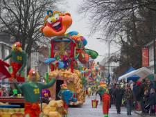 Optocht is het paradepaardje van Buulder Buk