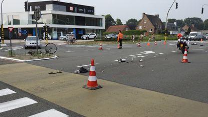 Bejaarde fietser zwaargewond bij ongeval met vluchtmisdrijf in Gent