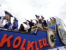 Carnavalstochten Borne en Zenderen niet bang voor storm