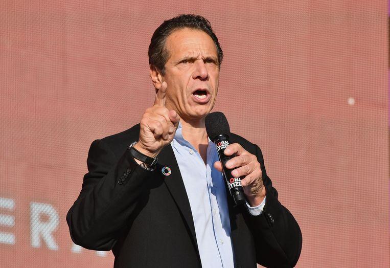 De gouverneur van New York, Andrew Cuomo, stelde de plannen vandaag voor.