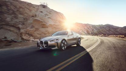 BMW opent de aanval op Tesla Model 3 met elektrische i4