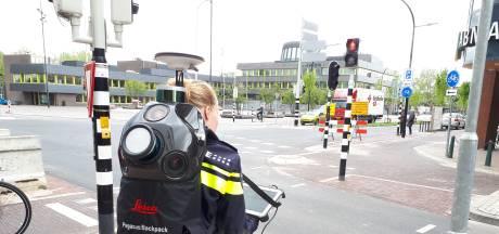 Het nieuwe high-tech snufje van de politie zit in een rugzak: 'Geen ander Europees korps heeft dit'